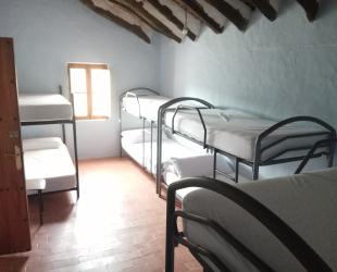 Bed in dorms